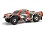 Skorpion Karo (schw/orange/silber/Blitz) hpi racing H106216