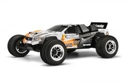 DSX-2 Truck Karo (ora/silb/schw/E-Fires) hpi racing H106221