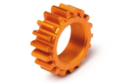 Gewinde-Ritzel 18Zx12mm (1M/orange/N3) hpi racing H106630