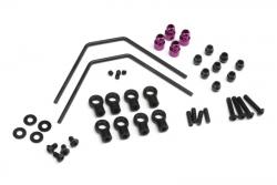 Stabilisator Set (vorne/hinten/SavageXS) hpi racing H106731