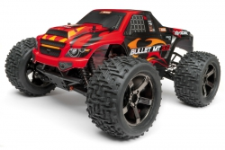 Bullet MT Karo (klar) mit Hex-Decals hpi racing H107228