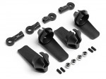 Stossdämpfer-Schutz Set (Apache/D8) hpi racing H107446