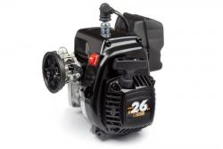 Fuelie K26 Benzin-Motor (26ccm) hpi racing H107940