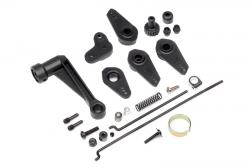 Gas-Servo-Saver Set (Savage XL Octane) hpi racing H108948