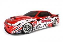 E10 Drift RTR Discount Tire Nissan S13 hpi racing H109291