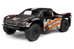 Skorpion Karosserie (schwarz/Blitz) hpi racing H109876