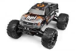 Nitro GT-3 Truck Karo (silber/gunmetal) hpi racing H109884