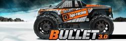 Bullet MT 3.0 RTR (2.4GHz) Monster Truck hpi racing H110661