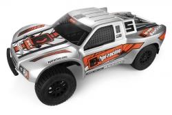 Baja 5SC-1 Truck Karo (matt silber) hpi racing H110676