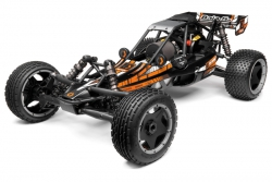 Baja 5B-1 Buggy Karo (matt schwarz) hpi racing H110678