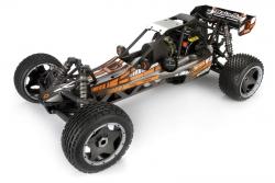 Baja 5B-1 Buggy Karo (matt gunmetal) hpi racing H110679