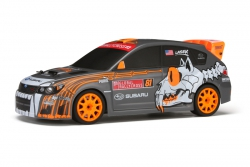 Micro RS4 RTR Subaru WRX STI Bucky Lasek hpi racing H112465