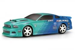 Ford Mustang Falken Karo(lackiert/140mm) hpi racing H112815