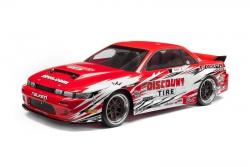 Nissan S13/Disc Tire Karo(lack/200mm/N3) hpi racing H113086