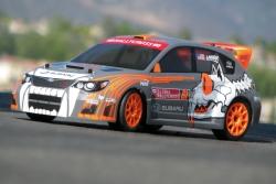 Subaru WRX STI Bucky Lasek Karo (WR8) hpi racing H113239