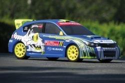 Subaru WRX STI Sverry Isachsen Karo(WR8) hpi racing H113240