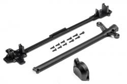 Mittelantrieb-Abdeckung Set (Sport 3) hpi racing H113704