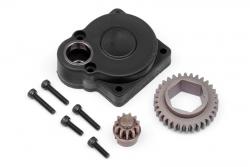 Motorplatte 14mm Sechskant (Roto/Savage) hpi racing H113736