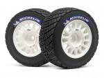 Rally OR Felgen/Reifen Set(weiss/2S/WR8) hpi racing H113850