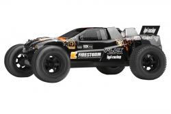 DSX-2 Truck Karosserie (schwarz-oranget) hpi racing H114182