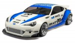 RS4 Sport 3 Drift RTR Subaru BRZ hpi racing H114356