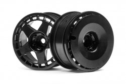 fifteen52 Turbomac Felge schw (26mm/2St) hpi racing H114638