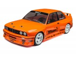 BMW M3 E30 Karo (orange lackiert/200mm) hpi racing H114645