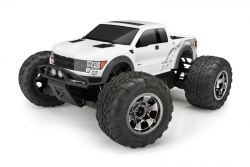 Savage XS Flux RTR mit Ford Raptor Karo hpi racing H115125