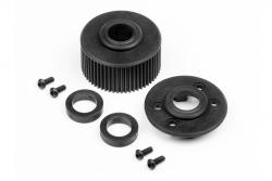 Differential Gehäuse (Jumpshot) hpi racing H115292