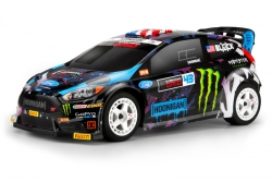 WR8 3.0 RTR Ken Block Fiesta ST 2015 hpi racing H115458