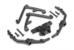Dämpferhalter Set vorne (Baja5R) hpi racing H115761