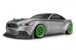 Ford Mustang 2015 RTR Spec 5 Karosserie klar 200mm hpi racing H116534