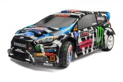 Ken Block Fiesta 2014 Karo(lack/WR8 3.0) hpi racing H116658