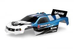 DSX-2 Karosserie (klar/E-Firestorm) hpi racing H17001