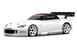 Honda S2000 Karosserie (200mm/WB255mm) hpi racing H17506