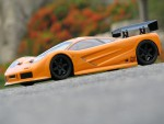 Mc Laren F1 LM Karosserie (200mm) hpi racing H17547