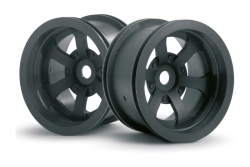 Scorch 6-Sp. Felge (grau/55x50mm/2St) hpi racing H3086
