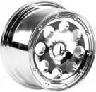Outlaw Felge chrom (120x65mm/-10mm/2St) hpi racing H3338