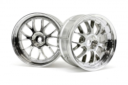 LP29 LM-R Felge chrom (29mm/2St) hpi racing H33459