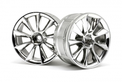 LP29 Felge ATG RS8 chrom (29mm/2St) hpi racing H33462