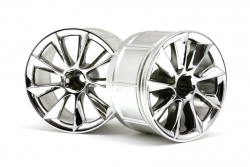 LP35 Felge ATG RS8 chrom (35mm/2St) hpi racing H33464