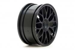 Race-Design Felgen 26mm+1mm Offset Schw. hpi racing H3711