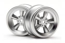 Retro 5-Sp. Felge 26mm (m-chrom/0mm) hpi racing H3815