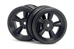 Retro 5-Sp. Felge 26mm (schwarz/0mm) hpi racing H3816