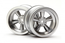 Retro 5-Sp. Felge 31mm (m-chrom/6mm) hpi racing H3820