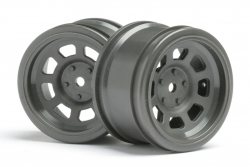 Vintage Stock-Car Felge 31mm (grau/6mm) hpi racing H3860