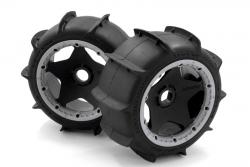 Sand Buster Paddle Reifen (M)/Felgen(hi) hpi racing H4741