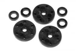 Kolbenplatten 6-Loch (1.2/1.3/1.4/BBD) hpi racing H67353