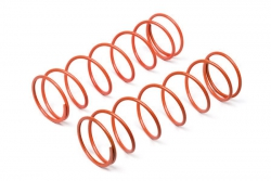 Dämpferfeder BBD (orange/76mm/74gf/2St) hpi racing H67456