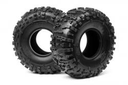 HB Rover Reifen weich (Rock Crawler) hpi racing H67772